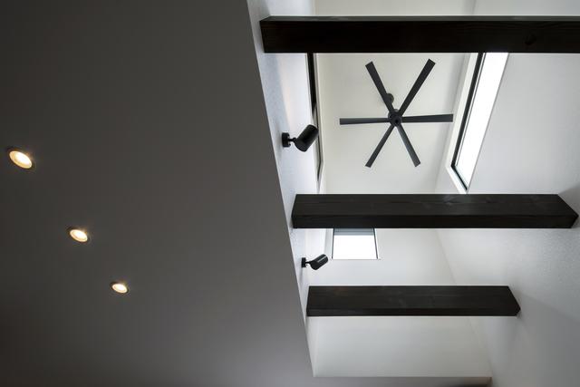 写真:天井