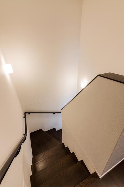 写真:階段
