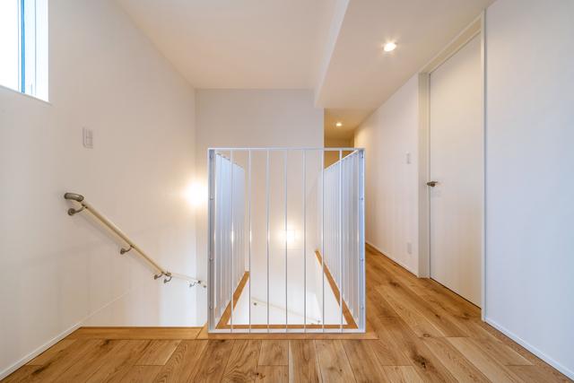 写真:2階廊下